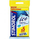 Stimorol Ice peppermint 5x14g