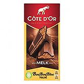 Lait praliné Côte d'or Bonbonbloc 200g