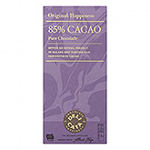Delicata 85% cocoa pure chocolate 100g