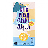 Delicata Milk pecan caramel sea salt 180g