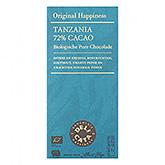 Delicata Tanzania 72% cacao 100g