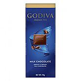 Godiva mælkechokolade 90g