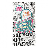 Johnny Doodle Milk chocolate fudge and brownie 180g