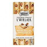 l'Atelier Hazelnuts and almonds 195g
