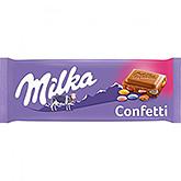 Milka Confetti 100g