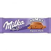 Milka Mmmax alpinmælk 270g