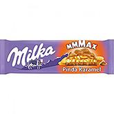 Milka Mmmax jordnødderkaramell 276g