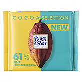 Ritter Sport Cacao selection 61% fine from Nicaragua 100g