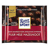 Ritter sport Pure whole hazelnut 100g