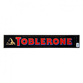 Toblerone Pure honey almond nougat 100g