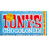 Tony's chocolonely Dark milk 42% 180g
