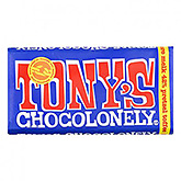 Tony's chocolonely Dark milk 42% pretzel toffee 180g