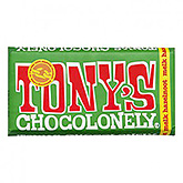 Tony's chocolonely Milk hazelnut 180g