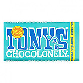 Tony's chocolonely Pure 51% pecan coconut 180g