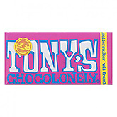 Tony's chocolonely White raspberry cracker sugar 180g