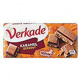 Verkade Caramel sea salt 111g