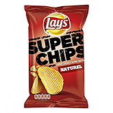 Lay's Superchips naturel 215g