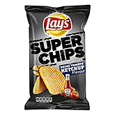 Lay's Superchips heinz tomato ketchup 215g