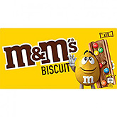 M&M's Biscuit 198g