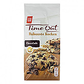 LU Time out robust biscuits of chocolate 184g