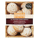 Van Strien All butter lemon cookies 120g