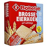 Bolletje Brittle egg cake with milk layer 155g