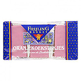 Frijling Orange Cake Stykker 250g