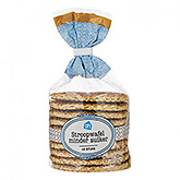 AH Stroopwafel less sugar 315g