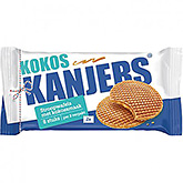 Kanjers Syrup waffles with coconut flavor 320g