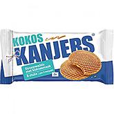 Kanjers Gaufres au sirop à la noix de coco 320g