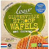 Leev Gluten-free syrup waffles with caramel 120g