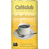 Caféclub Entkoffeiniert filterfein gemahlen 500g