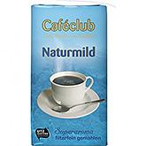 Café club Naturmild filterfein gemahlen 500g