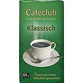 Caféclub Superaroma klassisch filterfein gemahlen 500g