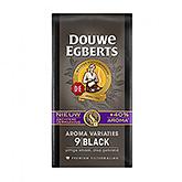 Douwe Egberts Aroma variaties 9 black premium filtermaling 250g