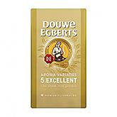 Douwe Egberts Excellentes variations aromatiques 5 filtres premium broyés 500g