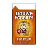 Douwe Egberts Half cafeïne 250g