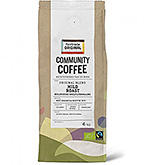 Fairtrade original Community coffee mild roast biologische snelfiltermaling 250g