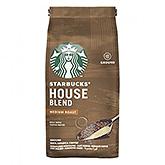 Starbucks House blend medium roast ground 200g
