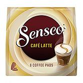 Senseo Café latte 8 kaffebæger 92g