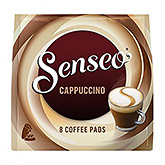 Senseo Cappuccino 8 coffee pads 92g