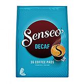 Senseo Decaf 36 kaffebælg 250g