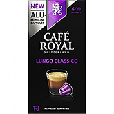 Café royal Lungo classico 10 capsules 52g