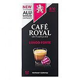 Café royal Lungo forte 10 capsules 55g