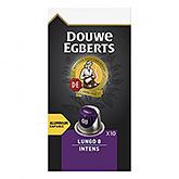 Douwe Egberts Lungo intens 10 capsules 52g