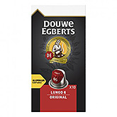 Douwe Egberts Lungo original 10 capsules 52g