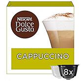 Nescafé Dolce gusto cappuccino 16 capsules 186g