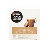 Nescafé Dolce gusto cortado espresso macchiato 16 capsules 101g