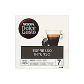 Nescafé Dolce gusto espresso intenso 16 capsules 112g