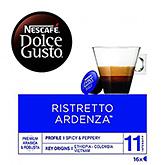 Nescafé Dolce gusto ristretto ardenza 16 capsules 112g